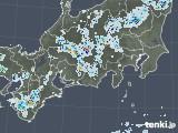 2020年08月30日の東海地方の雨雲レーダー