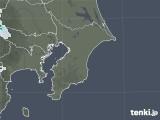 2020年08月30日の千葉県の雨雲レーダー