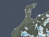 2020年08月30日の石川県の雨雲レーダー