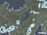 2020年08月30日の滋賀県の雨雲レーダー