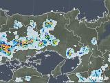 雨雲レーダー(2020年08月30日)