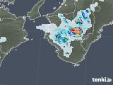 2020年08月30日の和歌山県の雨雲レーダー