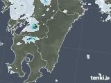 2020年08月30日の宮崎県の雨雲レーダー
