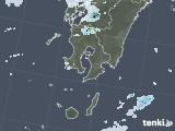 2020年08月30日の鹿児島県の雨雲レーダー