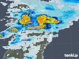 2020年08月30日の岩手県の雨雲レーダー