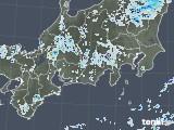2020年08月31日の東海地方の雨雲レーダー