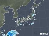雨雲レーダー(2020年08月31日)