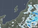 2020年08月31日の新潟県の雨雲レーダー
