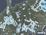 2020年08月31日の長野県の雨雲レーダー