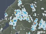 2020年08月31日の岐阜県の雨雲レーダー