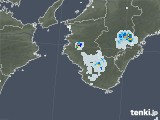 2020年08月31日の和歌山県の雨雲レーダー