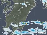 2020年08月31日の宮崎県の雨雲レーダー