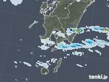 2020年08月31日の鹿児島県の雨雲レーダー