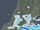 2020年08月31日の山形県の雨雲レーダー