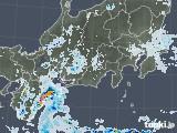 2020年09月01日の東海地方の雨雲レーダー