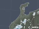 2020年09月01日の石川県の雨雲レーダー