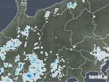2020年09月01日の長野県の雨雲レーダー