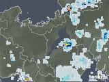 2020年09月01日の滋賀県の雨雲レーダー