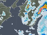 2020年09月01日の和歌山県の雨雲レーダー