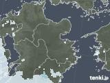 2020年09月01日の大分県の雨雲レーダー