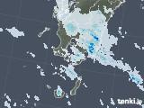 2020年09月01日の鹿児島県の雨雲レーダー