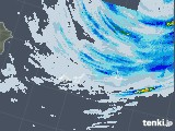 2020年09月01日の沖縄県(宮古・石垣・与那国)の雨雲レーダー