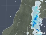 2020年09月01日の山形県の雨雲レーダー