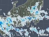 2020年09月02日の関東・甲信地方の雨雲レーダー