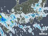 2020年09月02日の東海地方の雨雲レーダー