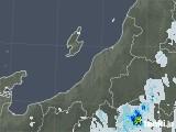 2020年09月02日の新潟県の雨雲レーダー