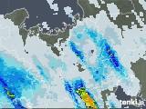 2020年09月02日の滋賀県の雨雲レーダー