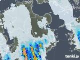 2020年09月02日の大分県の雨雲レーダー