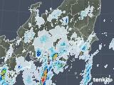 2020年09月03日の関東・甲信地方の雨雲レーダー