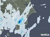 2020年09月03日の千葉県の雨雲レーダー