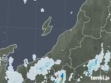 2020年09月03日の新潟県の雨雲レーダー