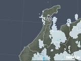 2020年09月03日の石川県の雨雲レーダー