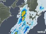 2020年09月03日の和歌山県の雨雲レーダー