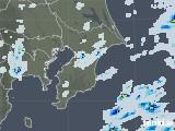 2020年09月05日の千葉県の雨雲レーダー