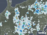 2020年09月05日の長野県の雨雲レーダー