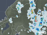 2020年09月05日の岐阜県の雨雲レーダー
