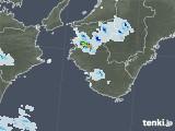 2020年09月05日の和歌山県の雨雲レーダー
