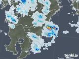 2020年09月05日の宮崎県の雨雲レーダー