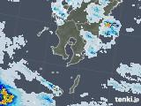2020年09月05日の鹿児島県の雨雲レーダー