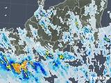 2020年09月06日の東海地方の雨雲レーダー