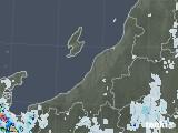 2020年09月06日の新潟県の雨雲レーダー