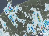 雨雲レーダー(2020年09月06日)