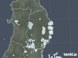 2020年09月06日の岩手県の雨雲レーダー