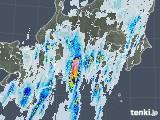2020年09月07日の東海地方の雨雲レーダー