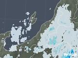 2020年09月07日の新潟県の雨雲レーダー