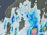 2020年09月07日の岐阜県の雨雲レーダー